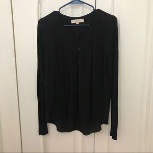 XSP cardigan / shirt hybrid